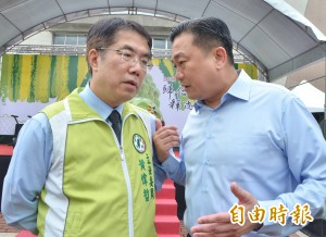 黃偉哲當選已無懸念  王定宇:國民黨輸給他才晴天霹靂