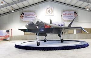 伊朗國機國造成功 新一代戰機22日亮相