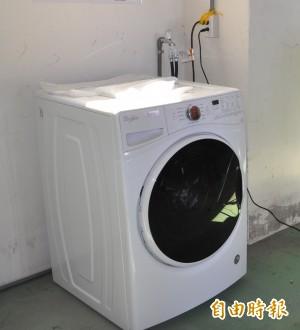 把2歲童關進洗衣機取樂   2男子虐童被捕恐監禁10年