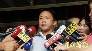 林冠勳承認酒駕否認肇逃 是否退選「再思考」