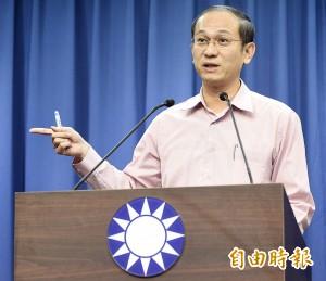 國民黨以淹水諷台南經驗 籲賴揆別「用嘴治國」