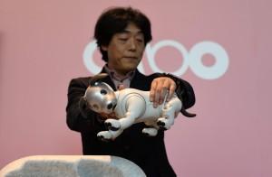 懶人也能輕鬆養 日本業者推出AI機器狗
