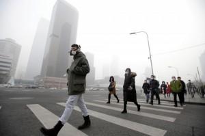 研究:PM2.5空污縮短人類預期壽命 亞洲影響最劇