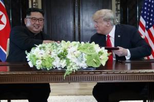 川金會後談判再陷困境  北韓官媒批川普玩「雙面手法」