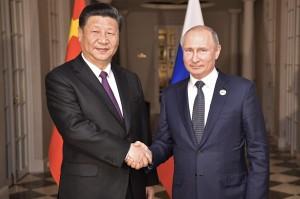 克里姆林宮:習近平9月將於俄羅斯會普廷