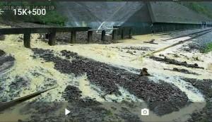 台鐵南迴線遇土石流 搶通復駛了