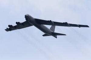 震懾中國?美軍B-52H轟炸機頻出動 飛進東海、南海
