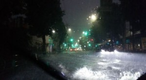亞洲落難!不只高雄降豪雨   日本、南韓也淹大水...