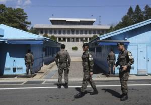 板門店宣言後 南韓大幅增高國防預算46.7兆韓元