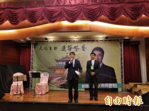 評國民黨選局 黃偉哲諷吳敦義:整合黨內之前 先整合夫人說法