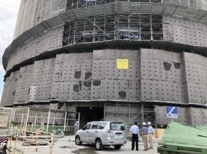 北市大直傳工安意外 工人自11樓電梯井高處墜落身亡