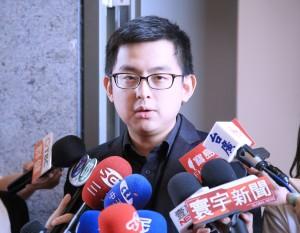 江啟臣檢舉林佳龍賄選   卓冠廷:國民黨一再惡意扭曲必遭市民唾棄