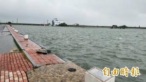另類雨災!北門井仔腳百座鹽堆GG 200週年慶生會再改期