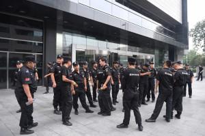 中國女微信傳「土匪在查酒駕」 3天後被查水表
