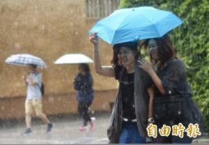明天陽光持續露臉!山區及大台北盆地 當心午後雷陣雨