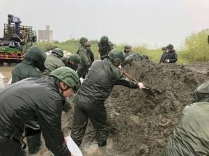 激勵士氣!救災官兵放榮譽假、國軍楷模送日本旅遊