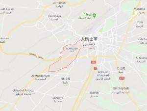 疑遭以色列空襲 敘利亞軍事機場連環爆