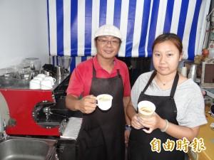 母子都蒙洗腎苦 富二代水果咖啡創業走出輕生陰霾