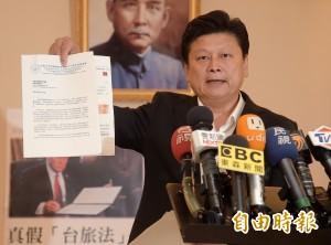 傅崐萁辦美簽批AIT刁難  黃國昌:丟台灣人的臉