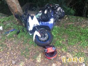 又是139線!4少騎車出遊 剛滿18歲的他自摔命危