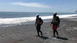 南澳神秘海灘還有1落海者未尋獲 今持續搜救