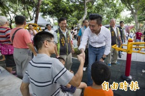 民進黨竹市最新民調   林智堅45.6、許明財13.2、謝文進9.9