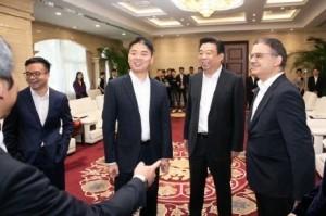 劉強東涉性侵後續 美警報告:以「強暴」重罪逮捕
