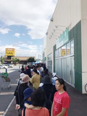 北海道出遊遇強震   台攝影師驚嘆:日人冷靜、排隊購物