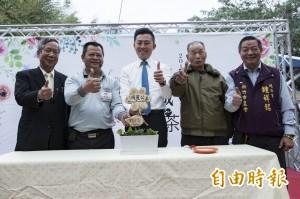 破除藍營票倉迷思!農、漁會力挺林智堅連任竹市長