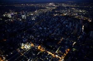 北海道火力發電廠受損 札幌陷入「黑暗大城市」