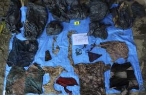 悚!墨西哥郊外 驚見至少166具遺體