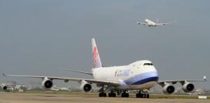 華航飛舊金山航班 1名旅客於機上失去生命跡象