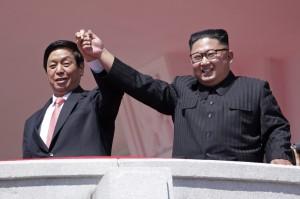 栗戰書訪北韓轉交習近平親筆信 還送金正恩千萬茅台