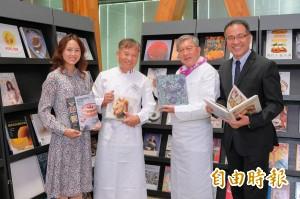 餐飲主題書展到竹縣 戴勝益讚客家料理