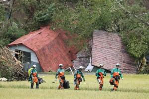 人間地獄!北海道強震死者多為老人 被活埋而死