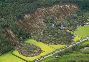 北海道震源隆起達7公分 日本氣象廳:持續警戒強震