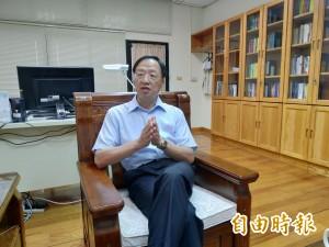 江宜樺到中正大學授課 不後悔鎮壓太陽花學運