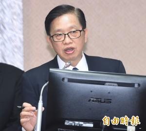 總統府第二局局長邱昌嶽否認婚外情 對造成困擾致歉