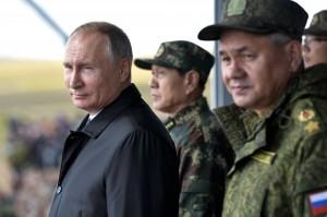視察俄國歷來最大軍演 普廷計劃增強軍力