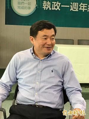 傅崐萁解職喊政治迫害 洪耀福:他只是付出代價