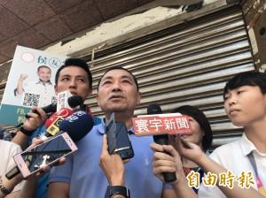 洪耀福指張天欽只是「練肖話」 侯友宜批不知反省