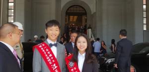 明道中學2生獲十大傑出青少年發明獎 今接受總統表揚
