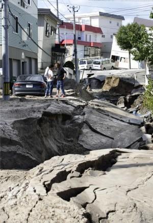 強震震垮觀光 札幌新藥妝店業績掉8成