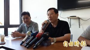 鄺麗貞嗆要選到底 范世平:吳俊立在中國信用破產