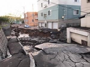 札幌土壤液化後遺症 至少需3個月復修