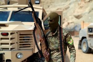 美軍、反抗軍聯合軍演 表態無意撤離敘利亞