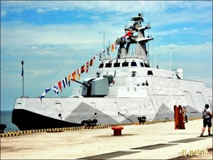 新建海巡4千噸級巡防艦 規劃S70C反潛直升機駐艦