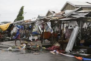 「山竹」襲捲菲律賓 至少12人死、400萬人無電可用