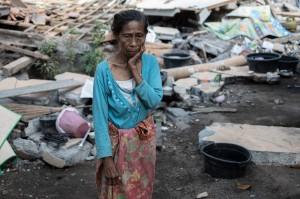 印尼地震災區又爆瘧疾疫情 已有137人遭感染