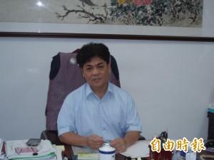 花蓮代理縣長第一份人事令  陳志強出任民政處長
